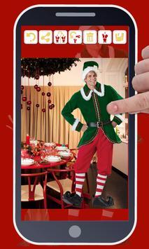 Your photo with Santa Claus apk screenshot