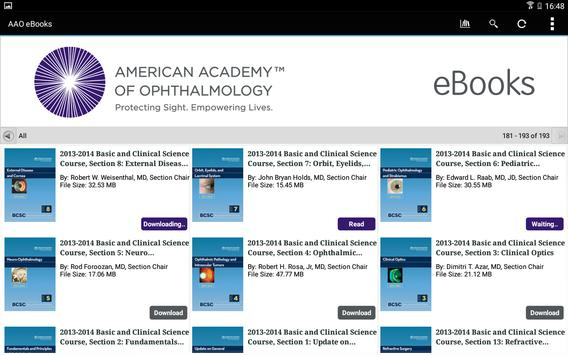 Aao ebooks apk baixar grtis medicina aplicativo para android aao ebooks apk imagem de tela fandeluxe Images
