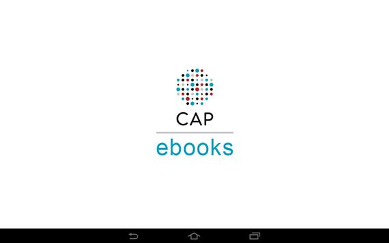 CAP ebooks apk screenshot