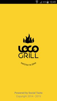 LOCO GRILL poster