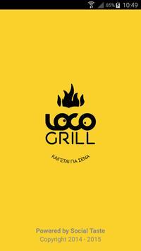 LOCO GRILL poster