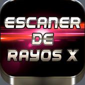 Escaner de Rayos X Para Todo el Cuerpo Prank Guia icon