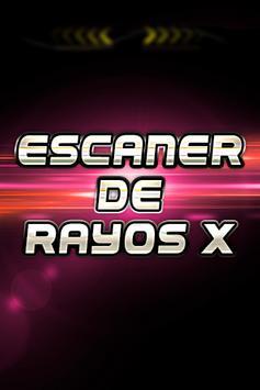 Escaner de Rayos X Para Todo el Cuerpo Prank Guia poster