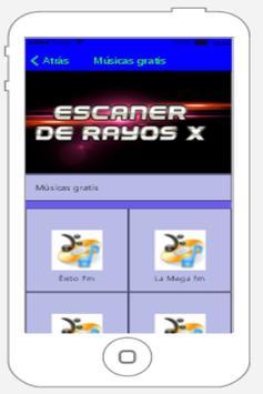 Escaner de Rayos X Para Todo el Cuerpo Prank Guia screenshot 5