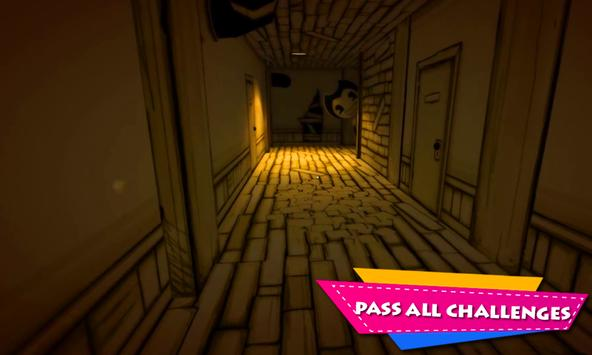 Last Chapter Bendy and The Ink Machine Tips apk screenshot