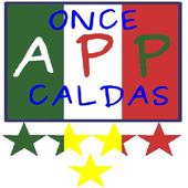 OnceCaldasApp icon