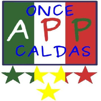OnceCaldasApp apk screenshot