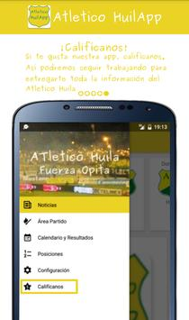 Atlético HuilApp screenshot 4