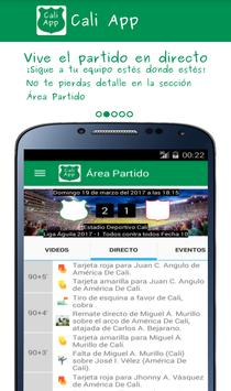 Cali App apk screenshot