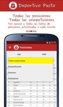 Deportivo Pasto App screenshot 2