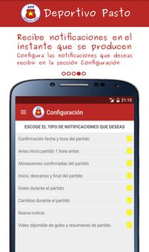 Deportivo Pasto App screenshot 3