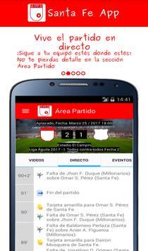 Santa Fe App screenshot 1