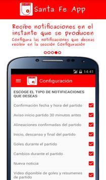 Santa Fe App screenshot 3