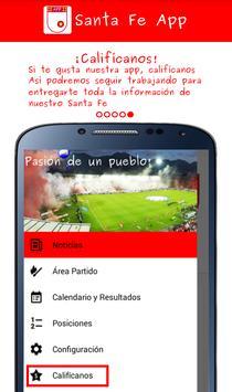 Santa Fe App screenshot 4