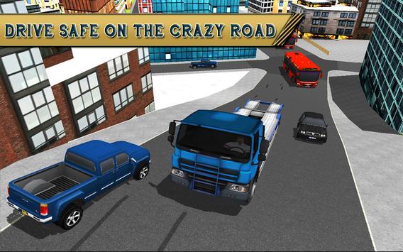 Forklift Construction Truck Driving Simulator 2018 screenshot 10
