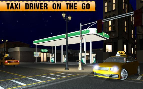 City Taxi Driver sim 2016: Cab simulator Game-s apk screenshot