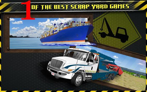 Scrap Yard Tow Truck Transport 3d APK Download - Free Simulation ...