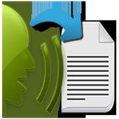 Voice To Text icon