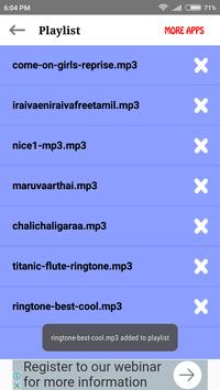 Tamil Ringtones screenshot 3