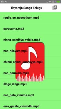Ilayaraja Hit Songs Telugu poster