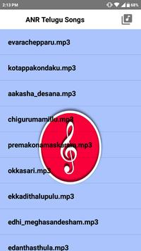 ANR Telugu Songs poster