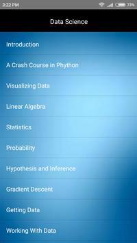 Data Science screenshot 1