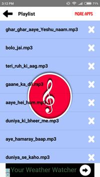 Christianity Songs - Hindi screenshot 1
