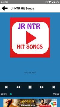 Jr  Ntr Hit Songs screenshot 2