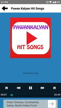Pawan Kalyan Hit Songs screenshot 2