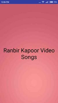 Ranbir Kapoor Hit Video Songs poster