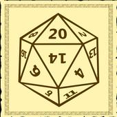 Classic RPG Dice icon