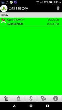 greencall hd screenshot 2