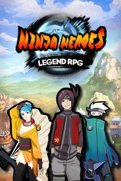 Heroes Legend RPG apk screenshot