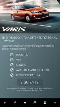 Toyota Yaris screenshot 2