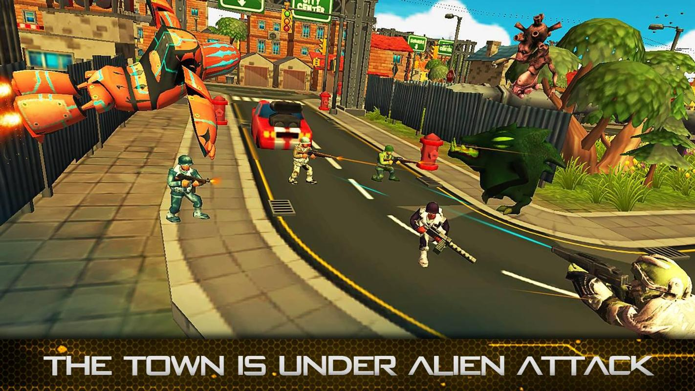 Army vs Aliens: Invasion Earth for Android - APK Download