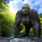 Gorilla Animal Hunting - Free icon