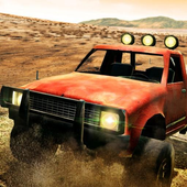 Desert Rally Offroad Truck icon
