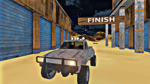 Desert Rally Offroad Truck apk screenshot