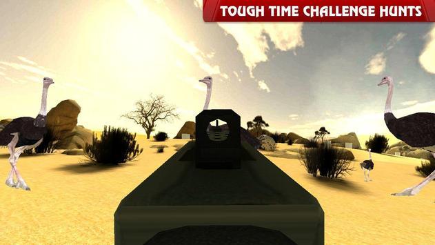 Ostrich Hunter Shotgun Shooter screenshot 13