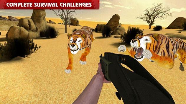 Ostrich Hunter Shotgun Shooter screenshot 1