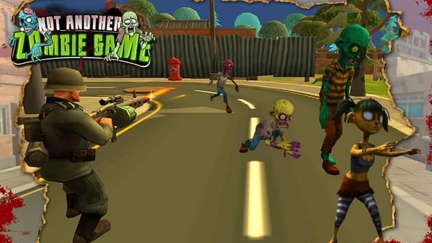Not Another Zombie Game screenshot 4
