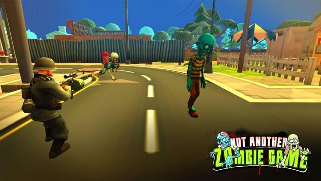 Not Another Zombie Game screenshot 12