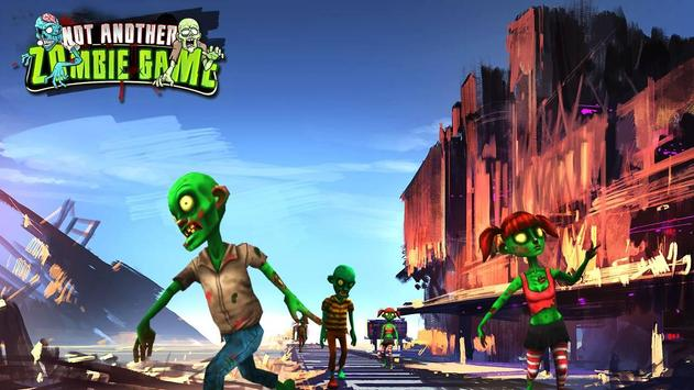 Not Another Zombie Game screenshot 3