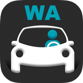 Washington DMV Permit Test- WA icon