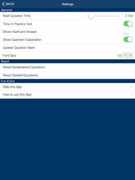 Washington DMV Permit Test- WA apk screenshot