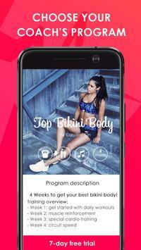 Impulse Fitness Workout apk screenshot