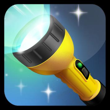 LED Flashlight-Torch n°1 poster