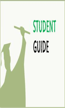 Student Guide poster