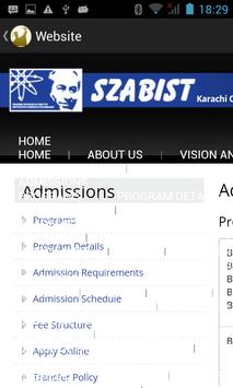 Student Guide apk screenshot