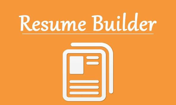 professional resume builder apk screenshot